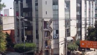 Afectados por sismos de 19S continuarán con apoyo del Gobierno