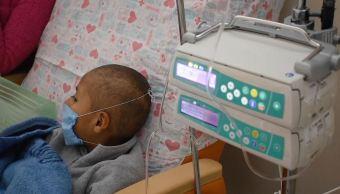 Diagnóstico a tiempo puede salvar la vida de niños con cáncer. (Notimex)