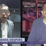 No se sabe todavía qué le pasó al estudiante Marco Antonio Sánchez