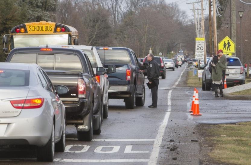 Estudiante se dispara en una escuela de Ohio