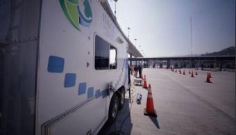Arranca operativo contra vehículos contaminantes en el Valle de México