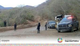Hallan los cuerpos de los cinco artesanos desaparecidos en Guerrero