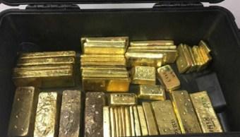 Venezolano intenta sacar 50 kilos de oro de la isla de Aruba