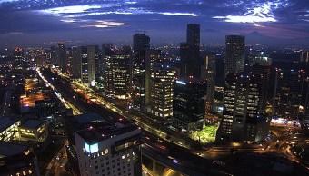 Prevén lluvia y 22 grados para la Ciudad de México