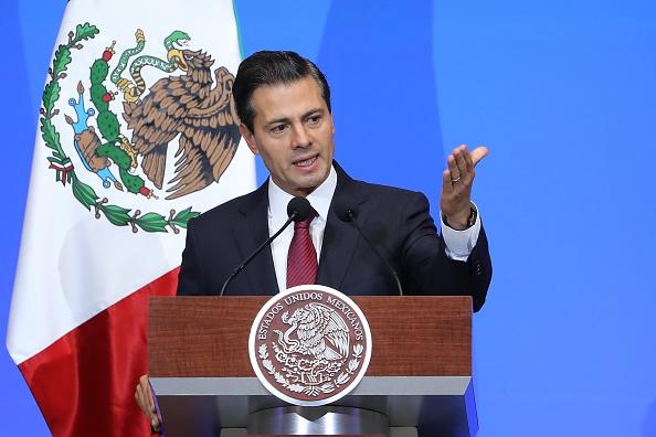 Peña Nieto destaca el aumento de inversión extranjera