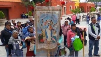 Miles de peregrino preparan para Semana Santa en San Miguel de Allende