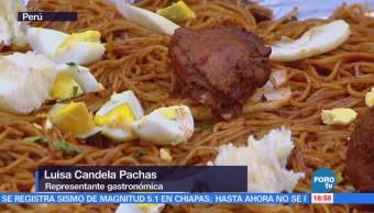 Perú prepara la sopa 'Chola' más grande del mundo; rompe récord Guinness