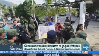 Piden Fiscalía especial para disminuir la violencia en Acapulco