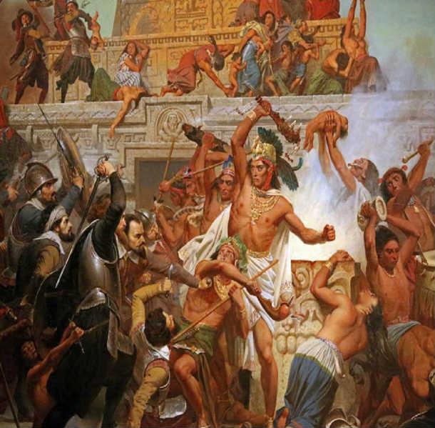 Descendientes De Moctezuma Merecen Reconocimiento Dice Historiador