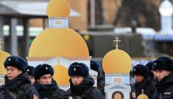 Tiroteo deja seis muertos, incluido el atacante, en Rusia