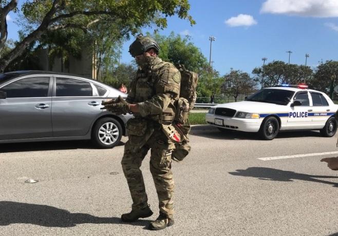 Un tiroteo en una escuela de Florida deja al menos 20 heridos