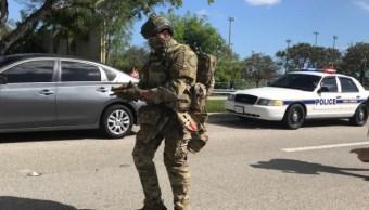 Reportan varios heridos tras tiroteo en secundaria en Florida