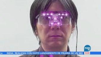Policía china utiliza lentes de reconocimiento facial