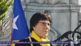Policía de España estuvo a punto de detener a cómico hizo pasar Puigdemont