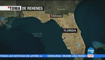 Policía Miami Mantiene Operativo Toma Rehenes Bar