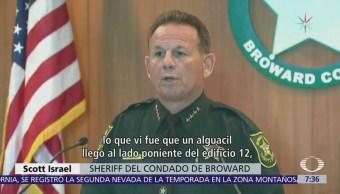 Policía destacado en escuela del tiroteo en Florida no intentó detener masacre