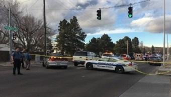 Tiroteo Colorado deja policía muerto y cuatro heridos
