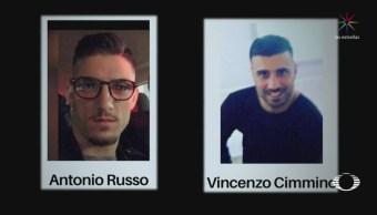 Policías entregaron a italianos al crimen organizado