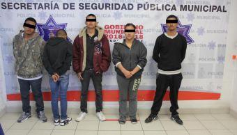 Detienen a presunto 'pollero' y resguardan a 12 centroamericanos en Ciudad Juárez