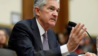 Powell apoya el alza de las tasas de interés
