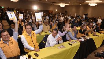 PRD pospone designación de Anaya, diputados y senadores