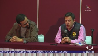 PRD y Movimiento Ciudadano reiteran apoyo a Anaya ante acusaciones