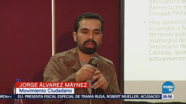 PRI detrás de acusaciones contra Anaya: PRD y MC