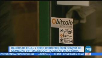 Prohíben Comprar Bitcoins Tarjetas Crédito
