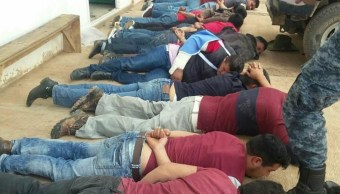 operativo huachicoleros puebla-deja 3 muertos y 18 detenidos