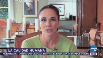 Qué Es Calidad Humana Alejandra Diener