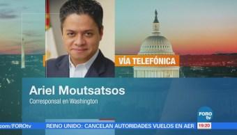 Qué Ocurrió Hoy Washington El Reporte Ariel Moutsatsos