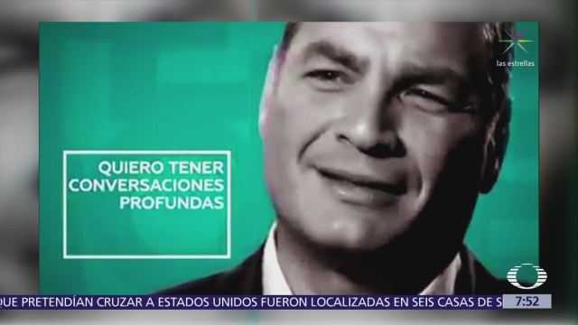 Rafael Correa tendrá su propio programa de entrevistas en televisión