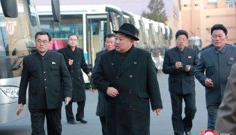 Kim Jong un aboga continuar reconciliación dos Coreas