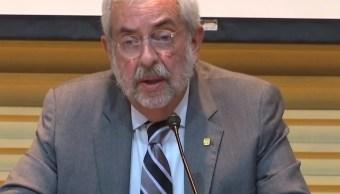 Combate al narcomenudeo en la UNAM es insuficiente: Rector Graue