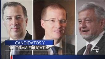 Reforma educativa y la elección (3)