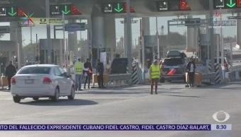 Reforzarán autopistas tras primer puente del 2018