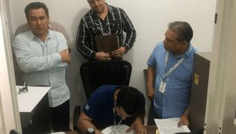 PAN, PRD, MC, Podemos Mover a Chiapas, Chiapas Unido registran candidatura común