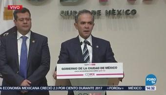 Renuncia Patricia Mercado Secretaria Gobierno Cdmx