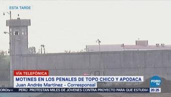 Reos de Topo Chico y Apodaca piden mejores condiciones