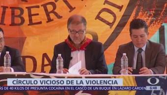 Representante Alto Comisionado Ddhh Onu Visita San Salvador Atenco