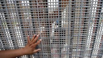 Restringen reencuentros de familias migrantes en Parque La Amistad