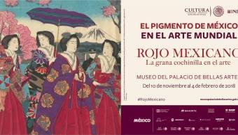 Rojo Mexicano, Feria del Tamal: Guía FOROtv de fin de semana