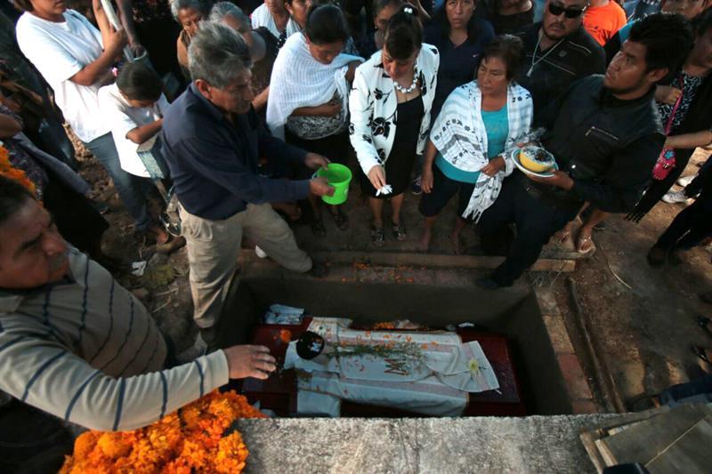Sacerdotes asesinados en Taxco no pertenecían al crimen organizado: vocero