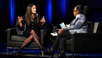 salma hayek dice que weistein pretendio romperle las rodillas