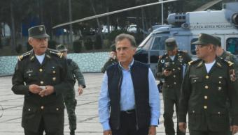 Veracruz renovará convenio con Sedena para desplegar militares
