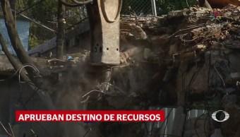 Secretaría de Finanzas manejará recursos para reconstrucción de la CDMX