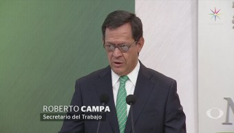 Secretaría del Trabajo desmiente laudo contra Gómez Urrutia