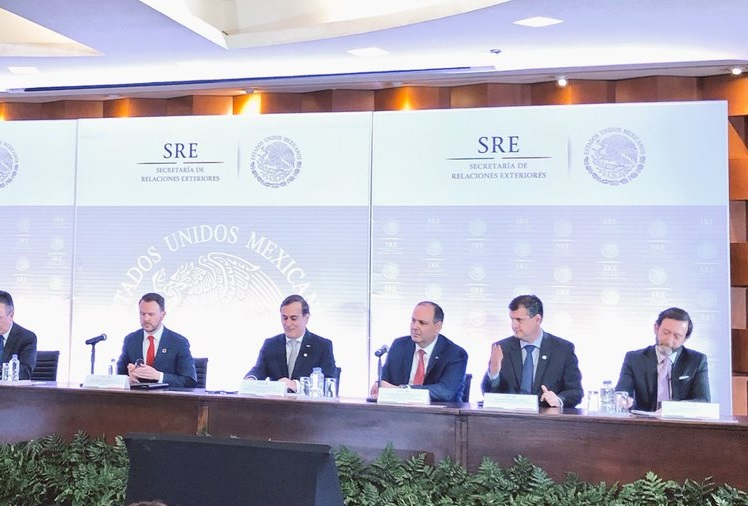 El sector privado confía en cerrar acuerdo comercial con Europa