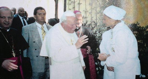 Andrés Gutiérrez, el mexicano que protegió a Juan Pablo II y Trump