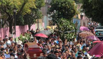 No hay nexo entre sacerdotes asesinados y crimen organizado